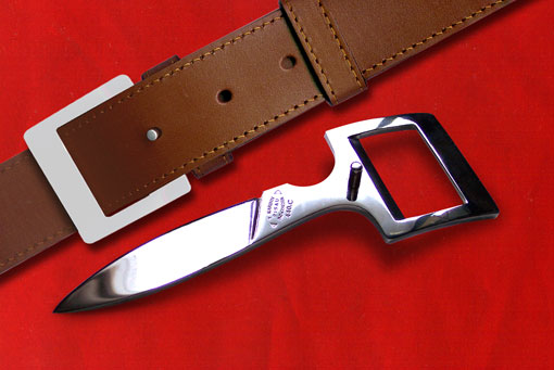 T Kardin Pisau Indonesia TK 64 BELT KNIFE